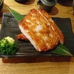 黒鶏ファニー - さつま揚げ¥420