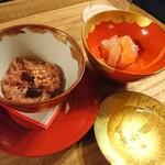 菊乃井 - お祝いのときはお店から祝い膳を出してくれはります(*^^*)