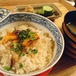 菊乃井 - 鯛の炊き込みご飯(*^^*)