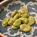 神楽坂友野 - 空豆