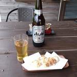家庭Dining NAGOMI - ビールとちくわ天