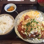 85571540 - 油淋鶏定食780円