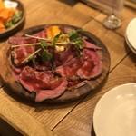 肉talian 肉バル&ワイン&イタリアン - 名物ローストビーフ