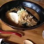 なんぷてい - 料理写真:豚骨☆黒醤油ラーメン淡麗
