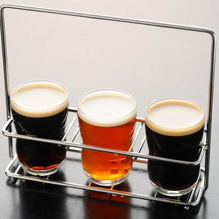 こだわりのビール