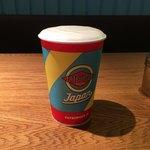 ファット バーガー - 「生ビール」600円