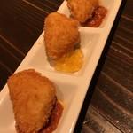 居食屋 YAGAIYA - カマンベールチーズフライ