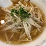 三吉屋 - 料理写真:もやしそば(普通)2018.5.3