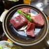 旅館すがわら - 料理写真:メインの仙台牛ステーキ(旦那さんチョイス)