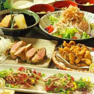 【牛タンも堪能できる】飲み放題付コースは3500円~!