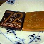 Bar IZARRA - GODIVA