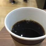 やなか珈琲店 - ブレンドコーヒー 350円