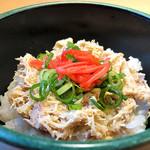 べらしお - 鶏塩丼(とりしおどん)280円