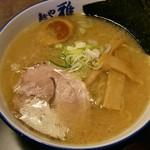 麺や 雅 - 料理写真:こく醤油ラーメン+味たま