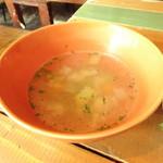 ストーブス - スープ