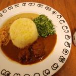 セイロンドロップ - 平日ワンプレートランチ紅茶付き950円