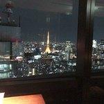 85582881 - 東京タワーを見下す