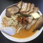 らーめん処麺道蘭 - 料理写真: