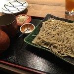蕎麦 AKEBONOYA -