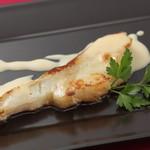 ブラジリカ グリル - 白身魚のソテー・クプアスソース