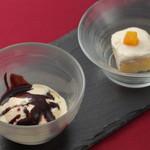ブラジリカ グリル - アサイとクプアスのデザート