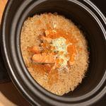 かたおもい - 締めの土鍋ご飯! とってもいい匂いしました美味しかったです