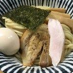 85587543 - ニボ鶏つけめん(500円)