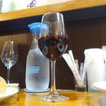 フレンチ食堂 - 赤ワイン