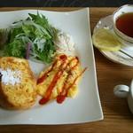 カフェ 楽 - 料理写真: