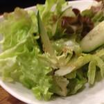 焼肉うえだ - ランパスプレミアムメニュー ●焼肉定食+ドリンクバー 2034円 → 1000円 (ランパスvol.11提示)