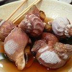 8559240 - つぶ貝の煮付け