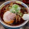 丸 中華そば - 料理写真:中華そば(680円)