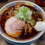 丸 中華そば - 中華そば(680円)