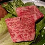 備長炉端 その - 熊本県産和牛