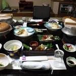 ホテル 花京 - 料理写真:夕食