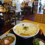 亀楽屋 - 近江牛肉おろしのざる 1080円
