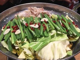 もつ焼き 栄司 - もつ鍋