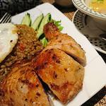 タイレストラン Smile Thailand - ガパオプレート