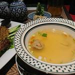 タイレストラン Smile Thailand - ランチスープ