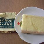 コロンブス - レモンケーキ