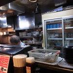 さんまる - 厨房