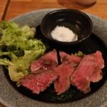 なきぼくろ Dining - ローストビーフ