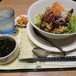 陳建一麻婆豆腐店 - ・汁無し担々麺 1300円