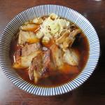 陣屋 - 料理写真:飛騨中華そば 特盛