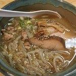 麺 風来堂 - 味噌ラーメン(物産展価格859円)