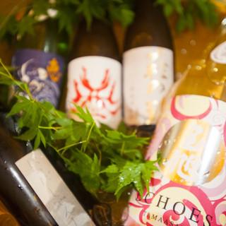 オーガニック日本酒