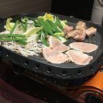地鶏×鮮魚 個室居酒屋 もみじ庵 - 鶏すき鍋