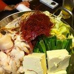 もつ喜楽 - 絶品塩もつ鍋