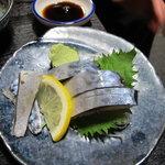 ふくべ - 〆鯖