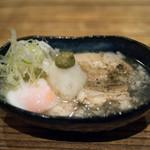 豚小家 - 2018.5 とろ玉白角煮(680円)